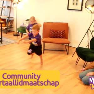 CommunityKwartaallidmaatschap