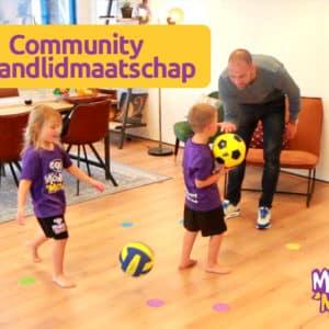 CommunityMaandLidmaatschap