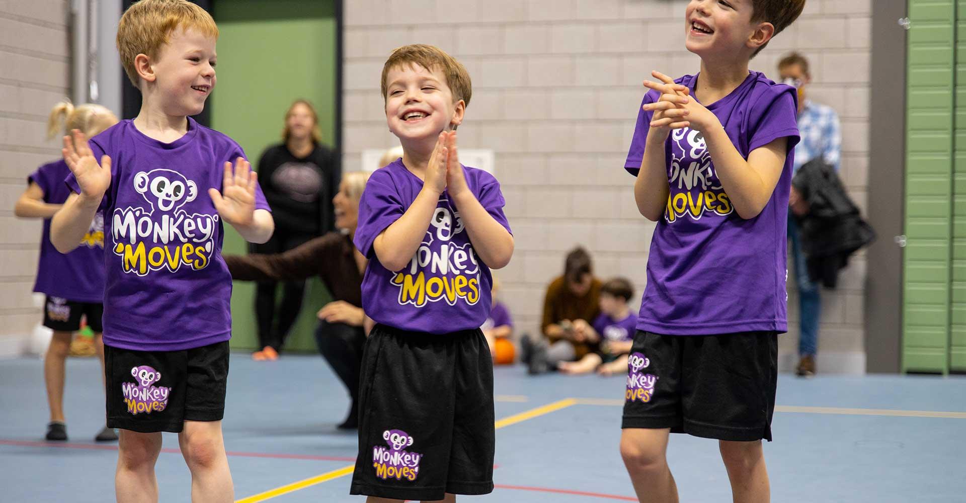 Een apeleuk sportief kinderfeestje geven? LEUK!!