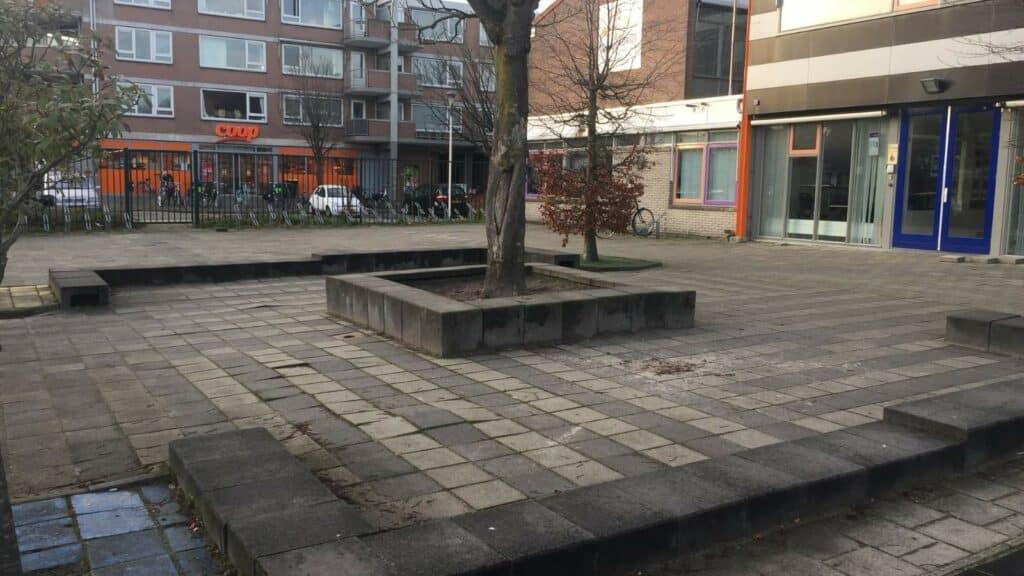 Schoolplein basischool Vindingrijk (Heemraadslag1, Gouda) 5