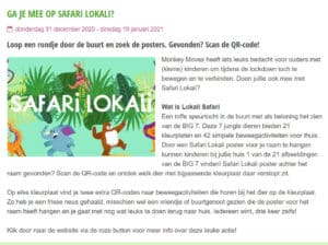 Safari Lokali - Vind alle vriendjes in jouw buurt 4