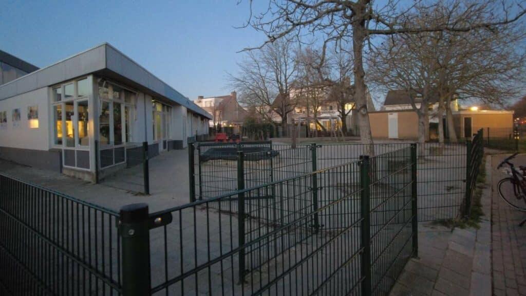 Schoolplein basisschool 't Palet 3