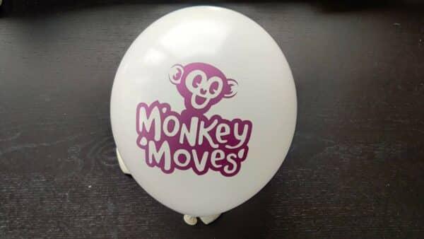 Monkey Moves Ballonnen