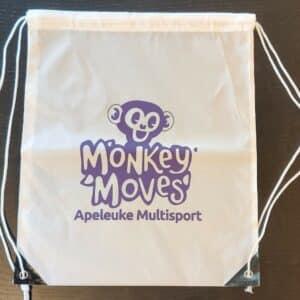Monkey Moves sportrugzakje