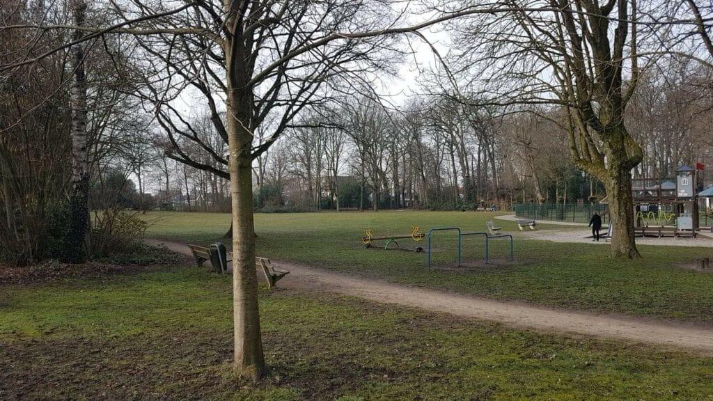 Wooldrikspark 1