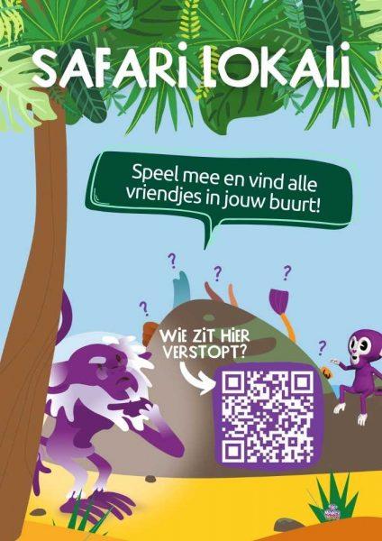 Poster-Safari-Lokali-Voorkant